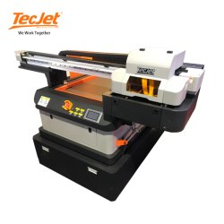 펜, 골프공, PVC 카드, 전화 케이스용 기본 가격 UV 평판 프린터