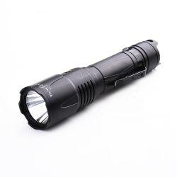 Des Amazonas-Militär-LED taktische Taschenlampe der heißen Verkaufs-hohe Leistung USB-nachladbaren Fackel-Licht-18650 lange Reichweiten-Jagd-Polizei-