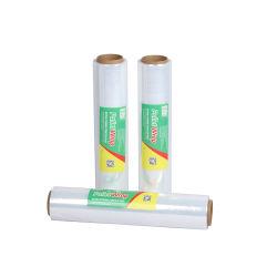 PE 재료 및 포장 사용 팔레트 수축 포장 사용자 지정 색상 손으로 스트레치 필름 사용