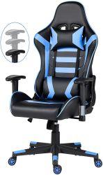 Custom PU Leather computer Executive Office Racing Gaming Chair met Massage lendensteun en neksteun