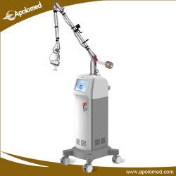 효과적인 흉터 수리 심미적 기기 분획 레이저 CO2 의료용 RF 쿨빔 레이저 장비를 갖춘 튜브