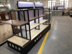 المعدات رف الرف الجندول المعادن عرض البقالة مخزن تسوق مستخدما أرفف المتاجر الكبيرة/الرفوف