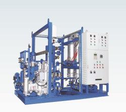Carburant Compact Marine Le mazout lourd (HCC) Unité d'alimentation