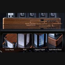 GC-L-0014용 모던 테이블 컬러 조명 진열대 크리스천 장식용 램프