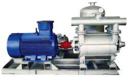 مضخة تفريغ لحلقة المياه لصناعة الكيماويات والأسمدة الكيماوية والورق والصناعات الدوائية