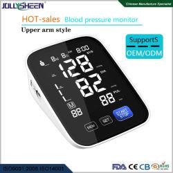 Global Hot Sales 및 최신 Automatic Upper Arm 디지털 혈압 모니터(의료 또는 가정용), LED 대형 스크린 CE, FDA 승인