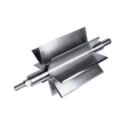 고압 로터리 에어락 밸브 방전 및 조절 밸브 파우더 산업용 밸브