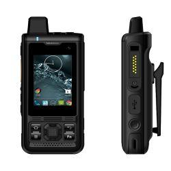 2.4inch人間の特徴をもつスマートなPocのラジオIP68のインターネットの携帯無線電話の受話器
