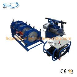 355 mm kunststof pijpstompfusiemachines voor Fusion-lassen van polyethyleen Leiding