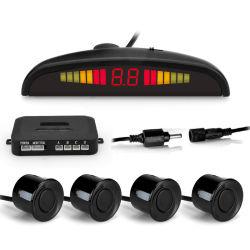 Автомобиль Smart LED задний парковочный датчик со звуковым сигналом радара детектора