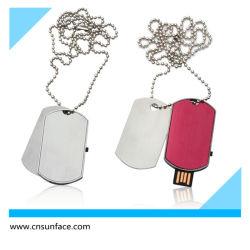 بطاقة الكلب مع ذاكرة فلاش USB سعة 4 جيجابايت وسعة 8 جيجابايت سعة 16 جيجابايت مع شعار مخصص