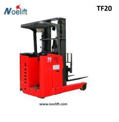 camion di estensione dei carrelli elevatori di 1.5t 2.0t 2.5t 3.0t con l'albero di 8m Tripex, dispositivo spostatore laterale