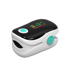Saúde Venda quente portátil médica inteligente de equipamento de detecção de Monitor de Pressão Arterial o oxímetro de pulso na ponta dos dedos