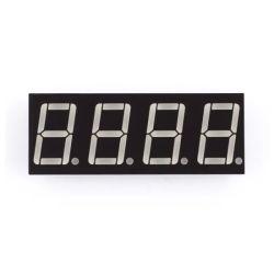 Display a 7 segmenti comune dell'anodo LED delle cifre del quadrato da 0.8 pollici