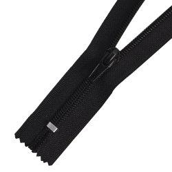#5 de la bobina de Nylon Non-Separating Zipper con bloqueo automático