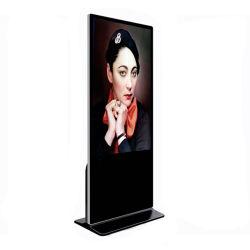 حامل الأرضية شاشة LCD الإعلانات الإعلانات حامل الإعلان الإعلانات الحامل الإعلانات الوقوف المجاني شاشة رقمية