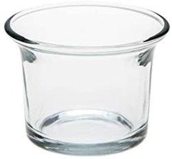 Porte-bougie chauffe-plat en verre transparent à motif de Letine porte-bougie clair pour Mariage proposer fêtes et chambres/salle de bains/Chambre/Maison décor