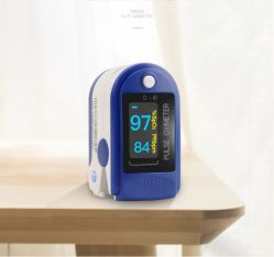 세륨 FDA RoHS를 가진 OLED Digital Display SpO2 Blood Oxygen Saturation Monitor Finger Handheld 손가락 끝 Pulse Oximeter