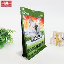 Nahrung- für Haustiereverpackungs-Beutel mit vollem Drucken und dem 8 Seiten-Dichten