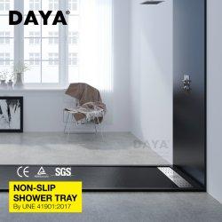 현대적인 패밀리 솔리드 표면 세라믹 샤워 트레이 레진 스톤 샤워 트레이 샤워 베이스 욕실
