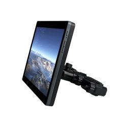 Taxi 4G LTE de publicité mobile Android Tablet 10 pouces Moniteur d'appui tête de voiture