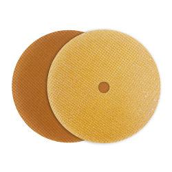 ガラス繊維の樹脂によって補強される非アルカリの平野によって編まれる布は折り返しディスクをめっきする