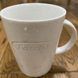充電器ロゴの習慣のまっすぐな12oz陶磁器旅行ギフトのマグのコーヒー・マグ