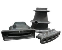 鋳鉄の引張るポストのための平らな平板のアンカレッジの鋳造具体的な構築にプレストレスを施す
