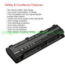 Для Toshiba PA5109u 11,1 V/4400Ма/6ячейку/49wh аккумулятор для ноутбука Toshiba серии C40-AD05b1