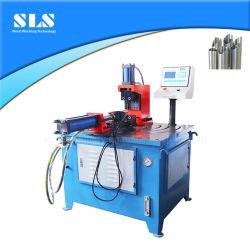 Appliquer sur l'acier métallique 1 2 3 4 5 in Outil de poinçonnage de tubes ronds ou carrés de l'encoche de tuyaux NC machine à ennocher les tuyaux hydrauliques électriques à vendre