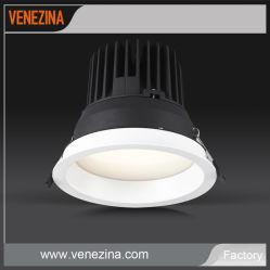 заводская цена 15W 20W 25Вт светодиодная лампа початков с акриловым диффузор IP44 для коммерческих проектов освещения затенения