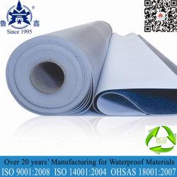 Polymère TPO de toiture une membrane étanche
