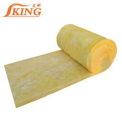 Ar Condicionado isolamento de lã de vidro um som material absorvente