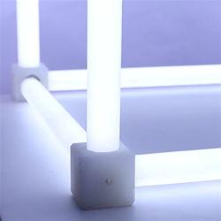 훈장을%s 다채로운 상점 빛 아크릴 전시 광고
