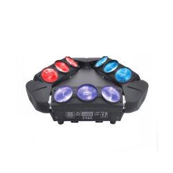 Köpfe des Martin-Mac-LED neun, die HauptDage Laserlicht verschieben