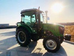 Tractor agrícola Telake Mini 4WD 80HP HP de 90 de 100 CV tractor agrícola