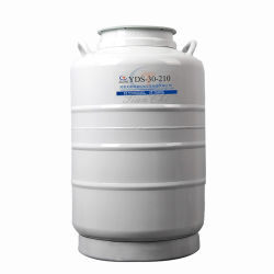 TierTieftemperaturspeicher-Behälter 30liter des samen-Yds-30-210 für flüssigen Stickstoff