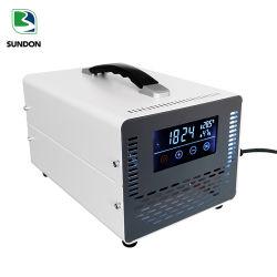 中国の工場価格のセリウムのRoHSのオゾン発生器車の世帯O3オゾン消毒の滅菌装置機械携帯用小さいオゾン発電機の空気清浄器