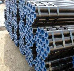 Reg negro laminados en frío de acero al carbono templado de la soldadura de tubería sin costura/tubo