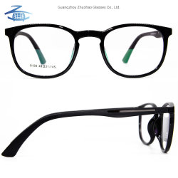 La Chine Wholesale nouveau modèle de lunettes rondes personnalisée en usine TR90 Châssis Lunettes optiques