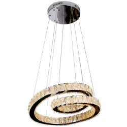 K9 кристально чистый современный LED потолочный подвесной светильник