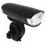 Parties de bicyclettes 1 Watt de la tête de vélo de lumière à LED blanche (HLT-008)