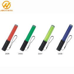 Bastone infiammante ricaricabile dell'indicatore luminoso superiore del bastone di traffico Marshaing della bacchetta di sicurezza stradale LED del traffico del bastone chiaro di disciplina