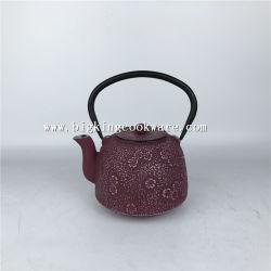 Amazonas-Roheisen-Wärmer-Tee-Kessel-gesetzter Tee-Potenziometer