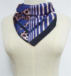 Sciarpe di seta molli liscie personalizzate del gelso di disegno - Crepe chiffon di Georgette del raso