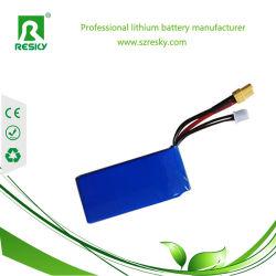 3,7 V 800mAh Batterie lithium polymère de 20c pour RC Jouet