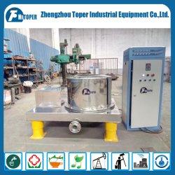 Manuel centrifugeuse Dischage Séparateur d'huile pour le solide la séparation des liquides