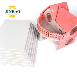 ورقة PVC PVC القابلة للطباعة من جينباو فوركس Inkjet ورقة PVC البحرية القابلة للطباعة إسفنج لوحة الإعلانات