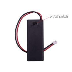 마이크로: 비트 배터리 홀더 케이스 커버 셸 3V pH2.0(2개 AAA 배터리 Rcmall용