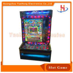De nieuwe Pot die van de Roulette van het Ontwerp het Scherm Mario Slot Casino Game Machine gokken van PCB Gameboard LCD